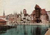 Town of Gdansk