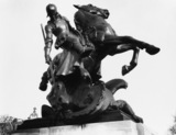 War Memorial, Saint George and the Dragon