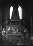 Tomb of the 5th Earl of Exeter and his wife