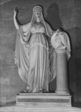 Church of Saint Peter and Saint Paul;Brownlow Chapel;Monument ot Sophia, Countess Brownlow