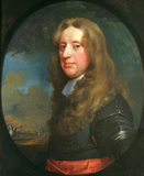 Portrait of a Royalist officer