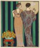 Gazette du Bon Ton No.5, Plate I, March 1913