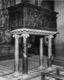 San Lorenzo;Church;Pulpit