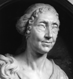 Bust of Mary Ravenscroft