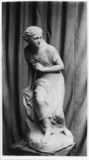 Statue of Miranda, from The Tempest