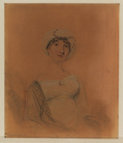 Portrait of Mrs Sarah Siddons (?)