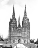 Lichfield Cathedral;Cathedral Church