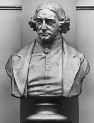 Bust of John Flint South
