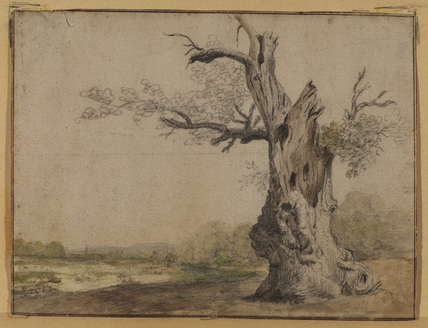 Landscape by The Hague