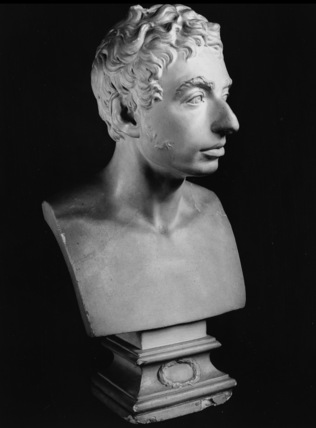 Bust of Robert Southey