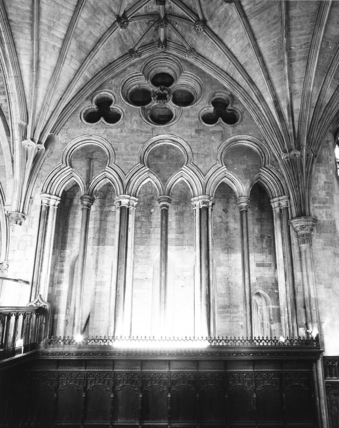 Winchester Cathedral;Cathedral Church;Lady Chapel