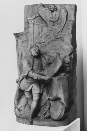 Model for the Monument to George Frederick Handel