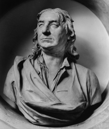 Bust of Francis Smith of Warwick