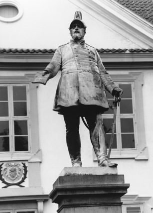 Statue of Frederick VII