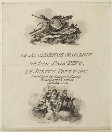 Design for title page