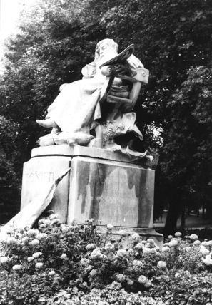 Monument to Ernest Meissonier