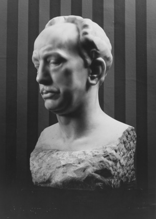 Royal Opera House;Bust of Richard Strauss