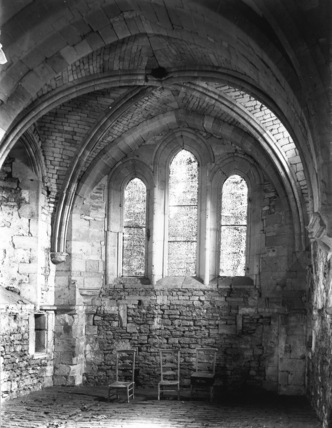 Hinton Priory;Chapel