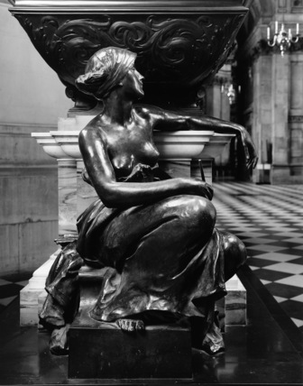 St Paul's Cathedral;Monument to Frederic, Lord Leighton