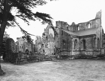 Dryburgh Abbey;Abbey Church of St Mary
