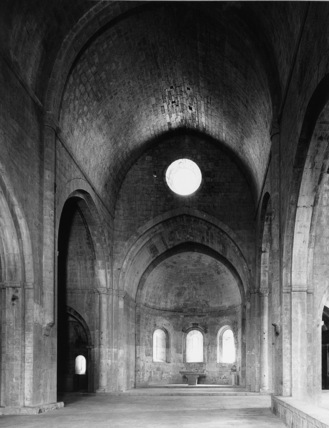 Abbaye du Thoronet;Abbey Church