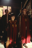 Harry & Gryffindor Quidditch Team