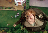 Aunt Marge floats away