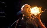 Voldemort™ breathing fire
