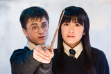 Harry instructs Cho Chang