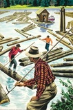 Canadian lumber-jacks