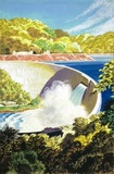 The Kariba Dam, Rhodesia