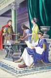 The Romans- Romano-British clothes
