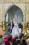 Beauty marries the Prince