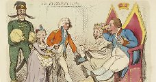 Love Bites: Caricatures by J Gillray