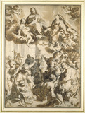 The Madonna del Popolo, after Barocci
