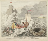 Britannia between Scylla & Charybdis