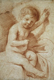 A Nude Boy (?The Infant Christ)