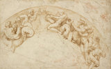 Design for the Border of a Salver