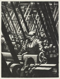 Making the Engine, 1917