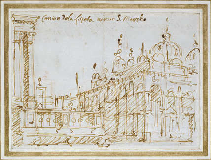 Venice: St Mark's and the Loggetta