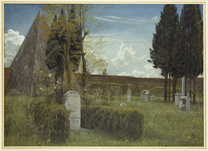 The Grave of Keats