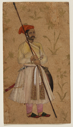 Officer of Shah Jahan