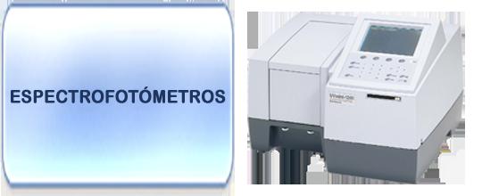 espectrofotometros