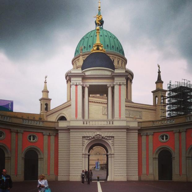 городской дворец Потсдама