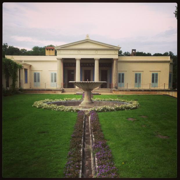 дворец Шарлоттенхоф, Потсдам