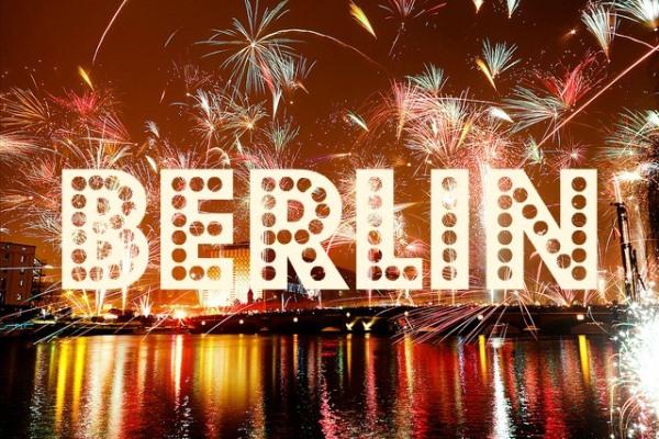 Новый Год 2018 в Берлине  dezonaru