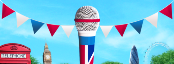 Sing For Britain at Lucky Voice