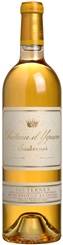 Vintages of the 1980s from Château d 'Yquem, 1er Grand Cru Classé, Sauternes