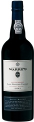 2001 Warre's Bottle Matured Late bottled Vintage