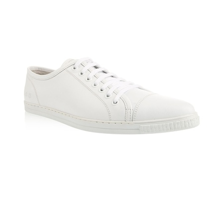 white leather sneakers. Swear - Dean 54 White Leather